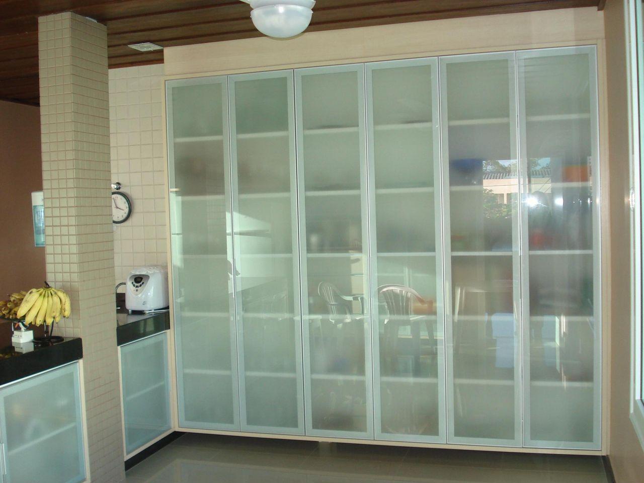 Armarios De Cozinha De Vidro : Wibamp vidro fume para armario de cozinha id?ias