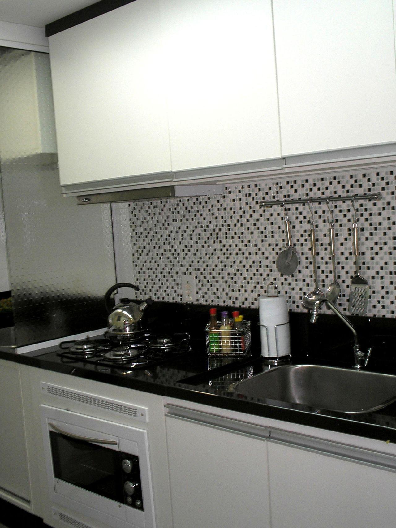 Cozinha Com Forno Embutido De Online Projetos 78756 No Viva Decora