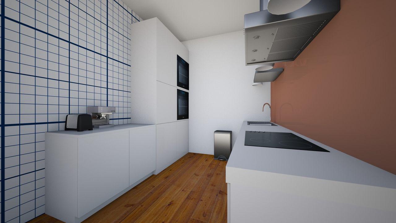 Cozinha Moderna Com Azulejos De Bianca Menzel 136600 No Viva Decora