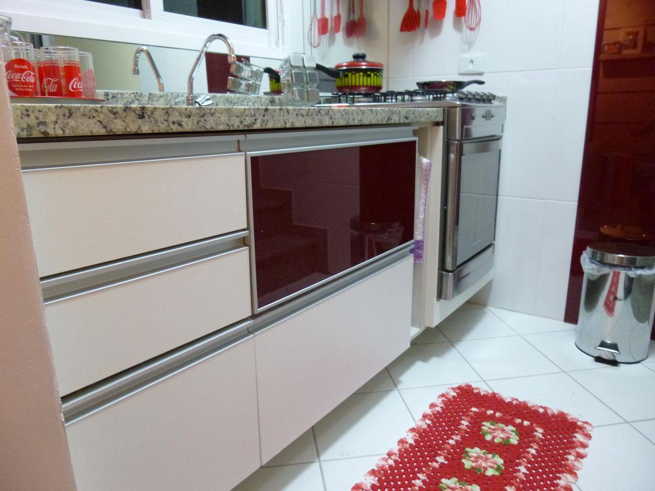 Cozinha Pequena De Thomas Barros 45791 No Viva Decora