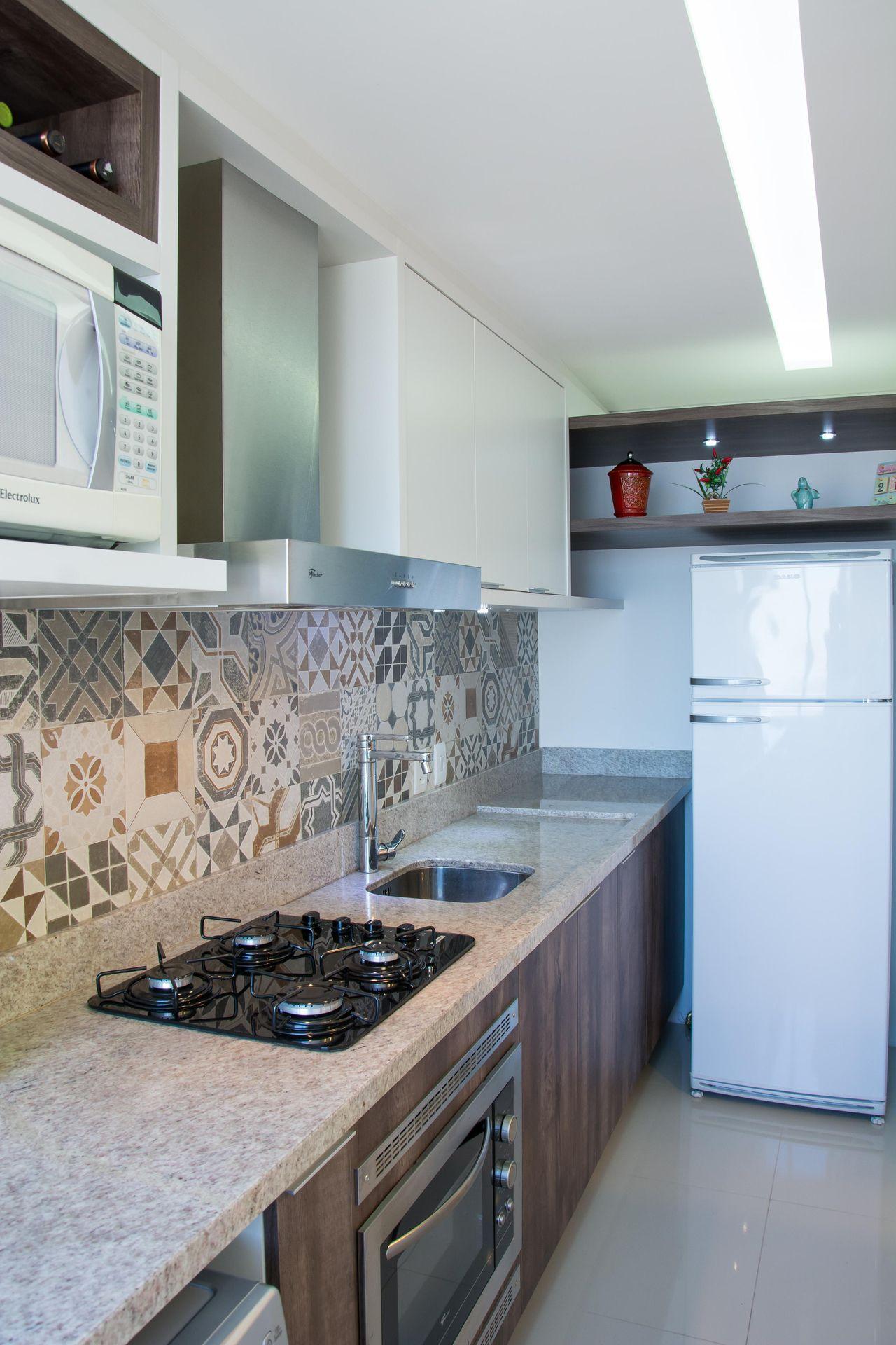 Cozinha Compacta Somopar Camila Beyato Com V Rios Desenhos Sobre