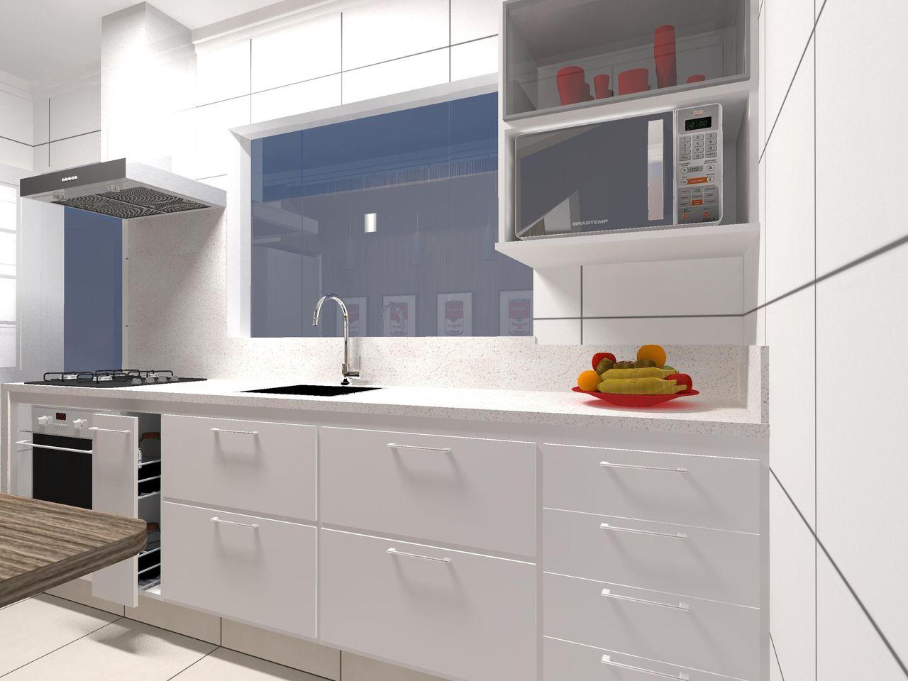 Cozinha Planejada Compacta Resimden Com