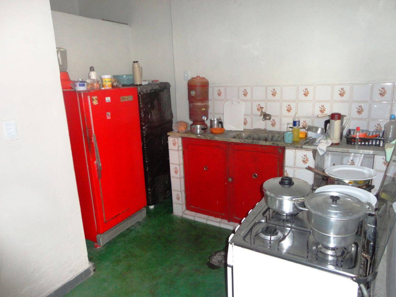 Cozinha Com Geladeira Vermelha De Elisabete Oliveira 138628 No