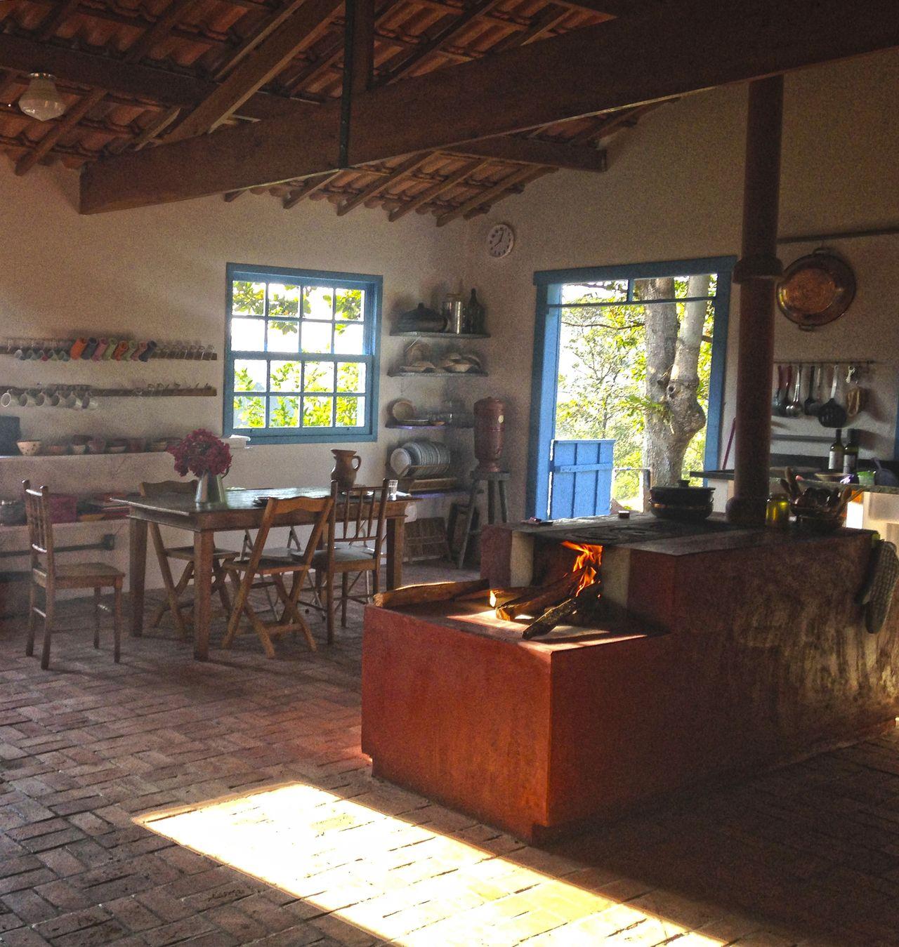 Sala De Jantar Cozinha De Ilha Arquitetura 127485 No Viva Decora