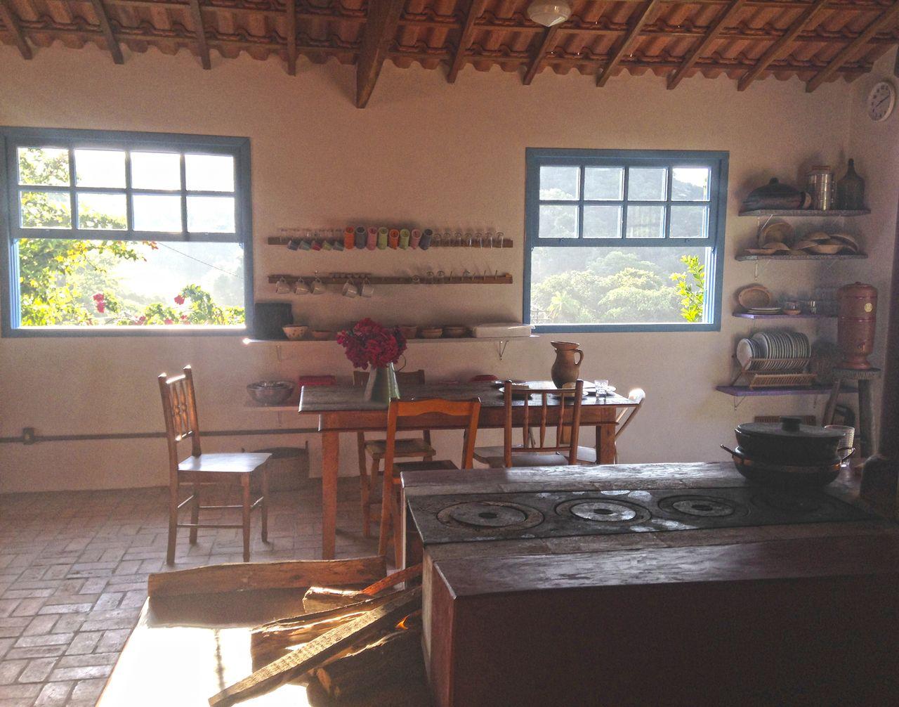 Sala De Jantar Cozinha De Ilha Arquitetura 127486 No Viva Decora