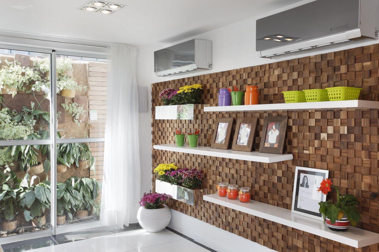 Acabamento Para Parede Parede Concreto Acabamento Polido Superfcie  -> Acabamento De Sala E Cozinha