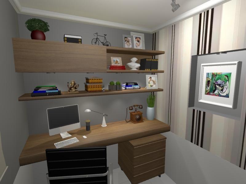 decorao escritrio moderno elisabethno