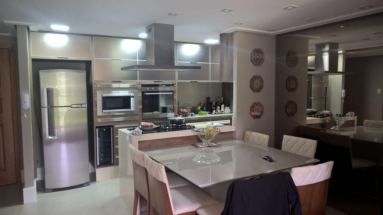 Areas Gourmet Integrada Com A Cozinha Cozinha Gourmet Integrada Com