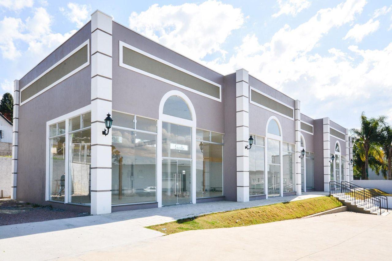 Preferência Fachada comercial com porta de Vidro de Bender Arquitetura - 83134  FJ31