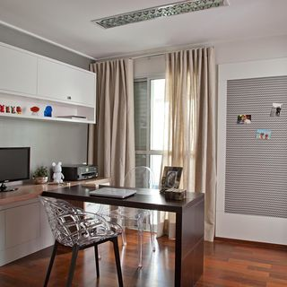 Phenomenal Home Office Decoracao 2 000 Fotos Dicas E Ideias Viva Decora Largest Home Design Picture Inspirations Pitcheantrous