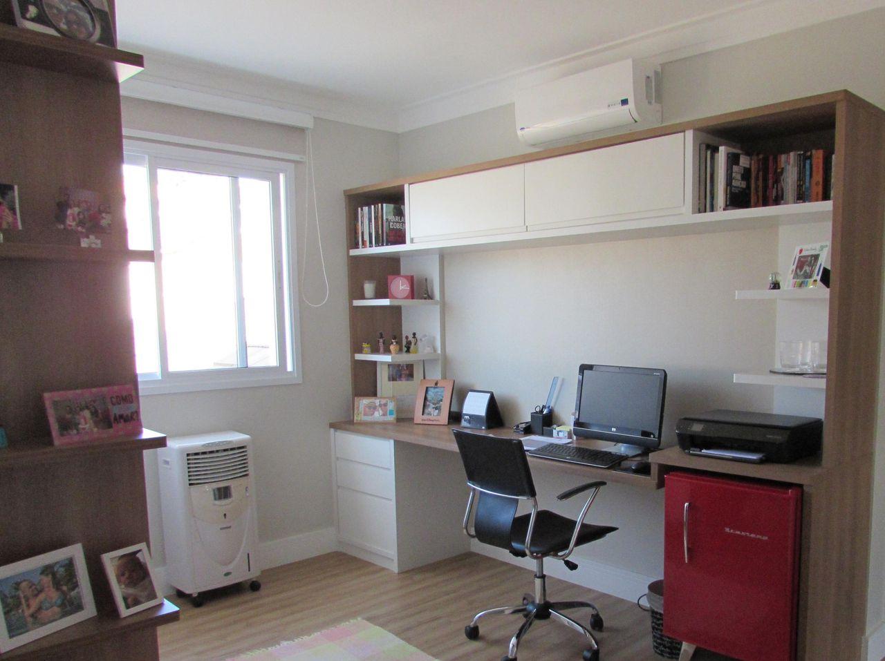 Home Office Pequeno Veja Dicas De Decora O Viva Decora ~ Home Office Planejado Quarto E Quadro De Quarto De Bebe