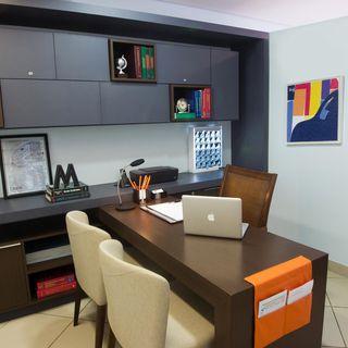 Fantastic Home Office Decoracao 2 000 Fotos Dicas E Ideias Viva Decora Largest Home Design Picture Inspirations Pitcheantrous