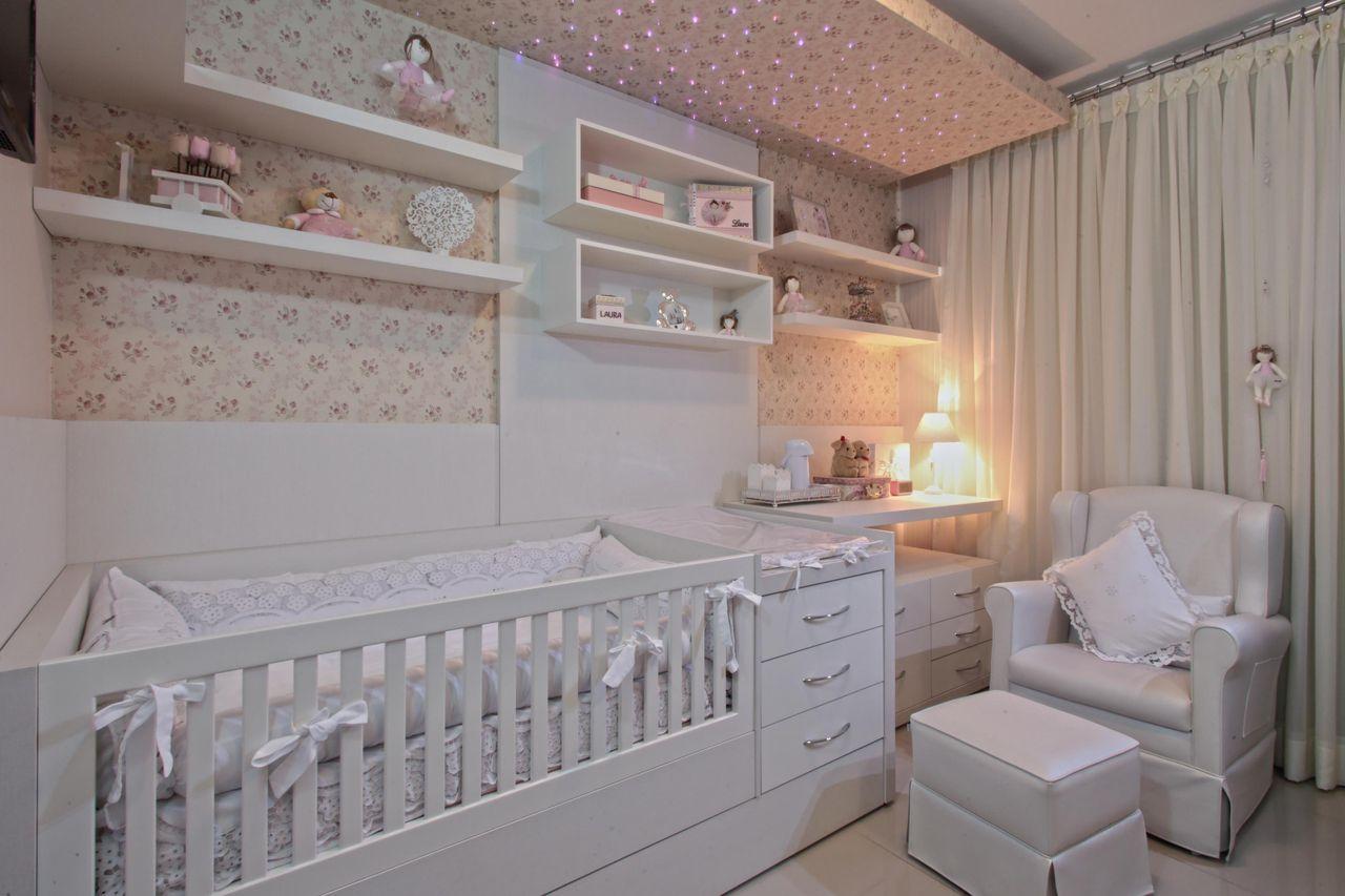 De Parede Para Quarto De Beb Para Voc  ~ Decoracoes De Quarto De Bebe E Organizar Quarto Pequeno