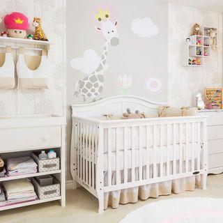 c0c5eb726 Decoração de Quarto de Bebê +100 fotos de quarto de bebê decorado