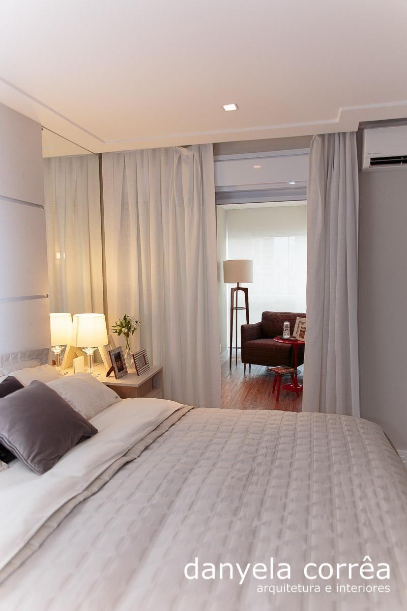 Apartamento Code De Danyela Corr A 77290 No Viva Decora ~ Decoração Quarto Casal Apartamento