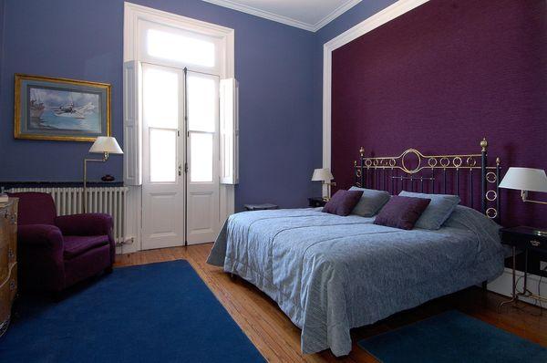 decoração cores de parede frias - cores de tintas