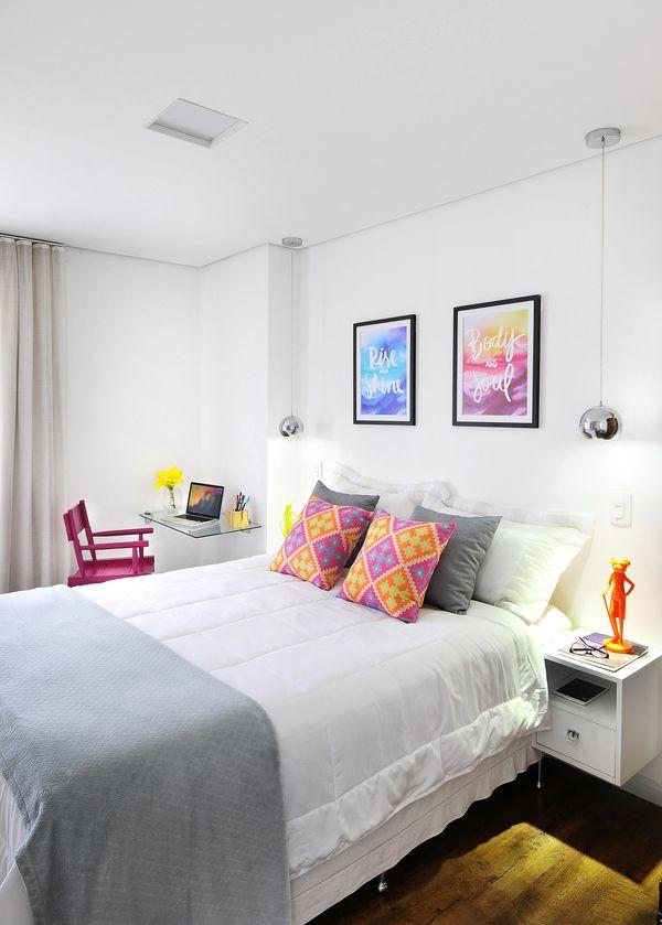 Decoracao De Sala Quarto Pequenos ~ quartos pequenos decorados