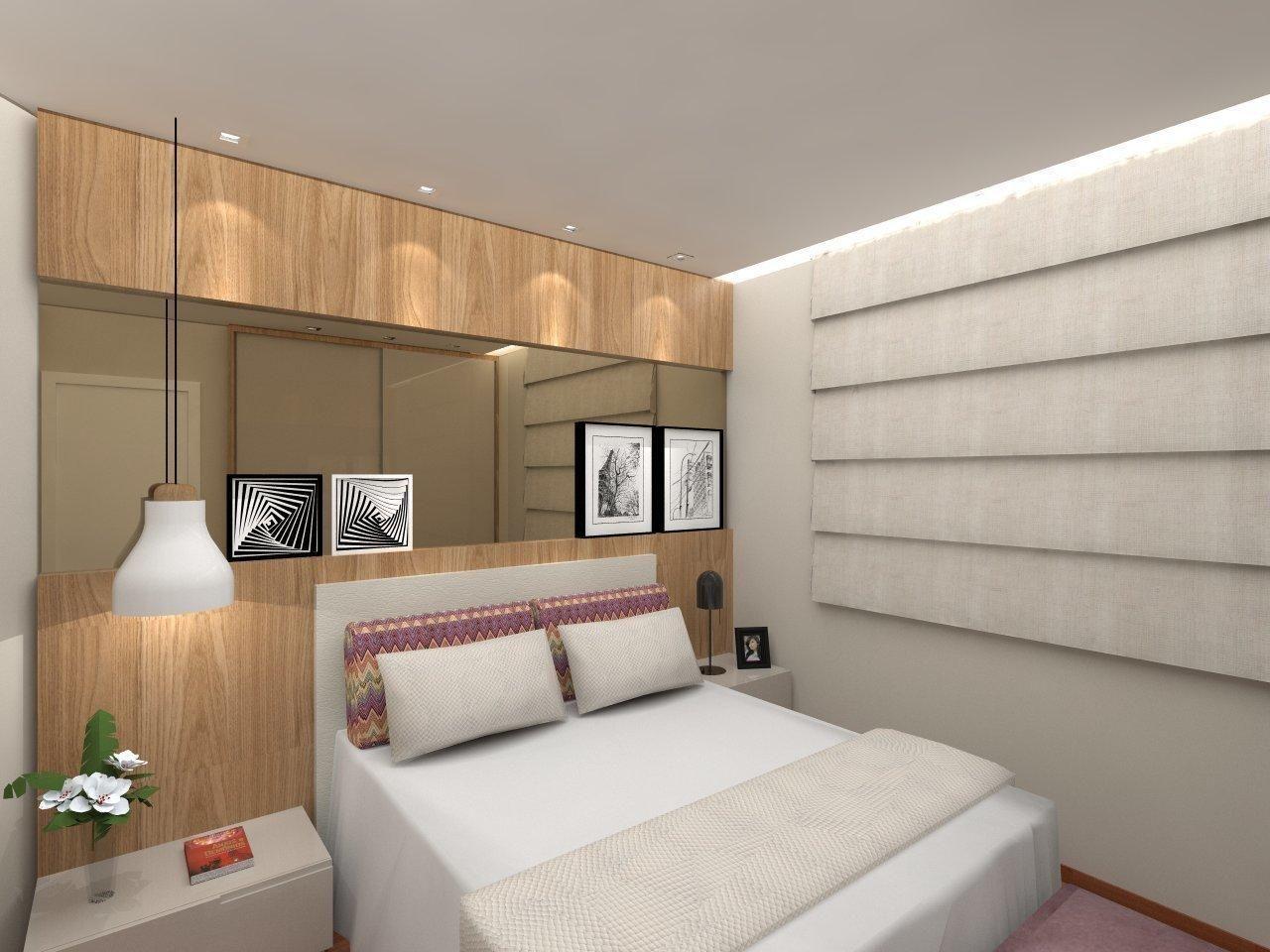 Bedroom Tv Ideas Quarto Visita Pequeno Com Espelho Quarto De Casal