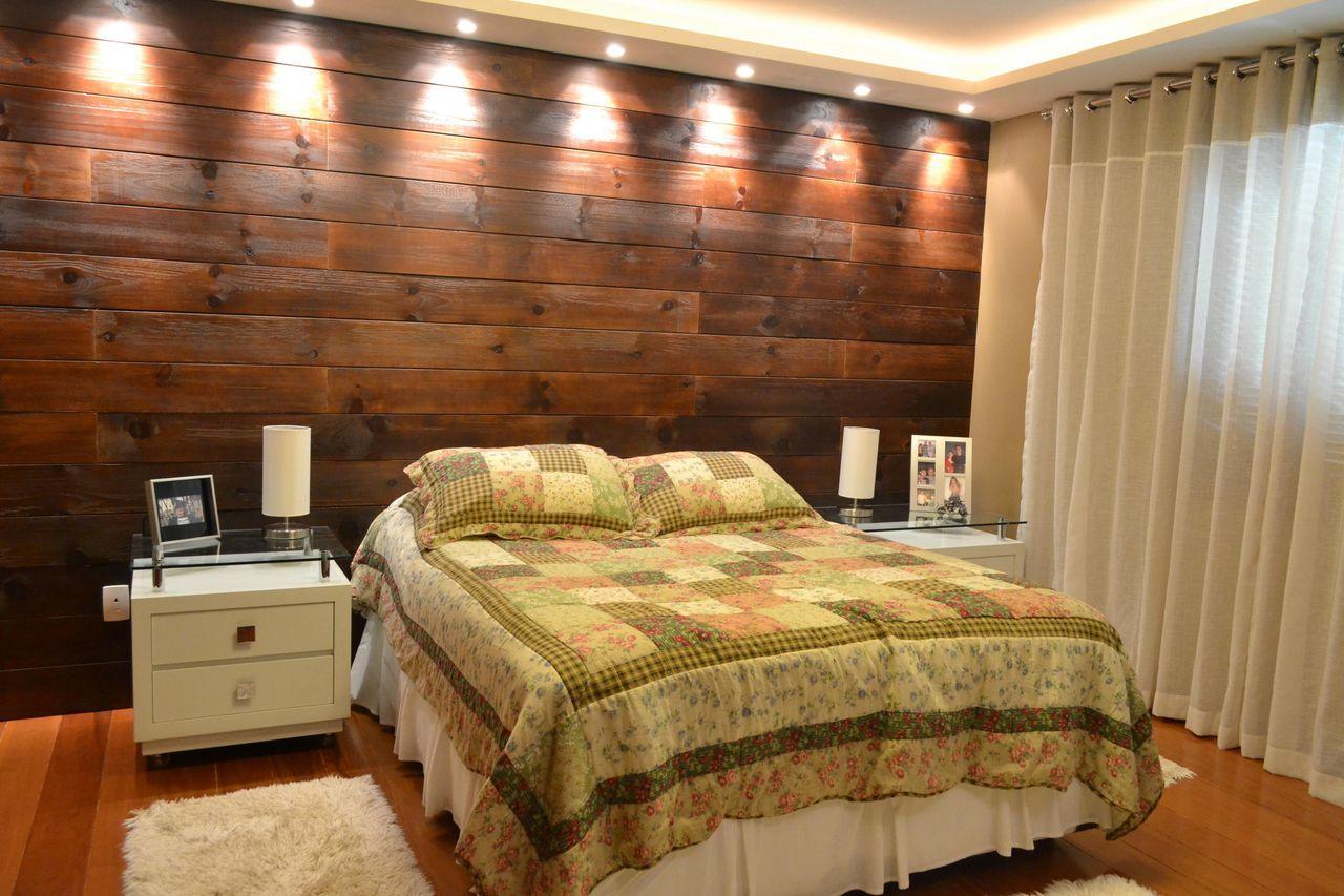Artesanato Olinda ~ O painel em madeiraé destaque do quarto do casal de Patricia Sá Fortes Ferreira Costa 50867