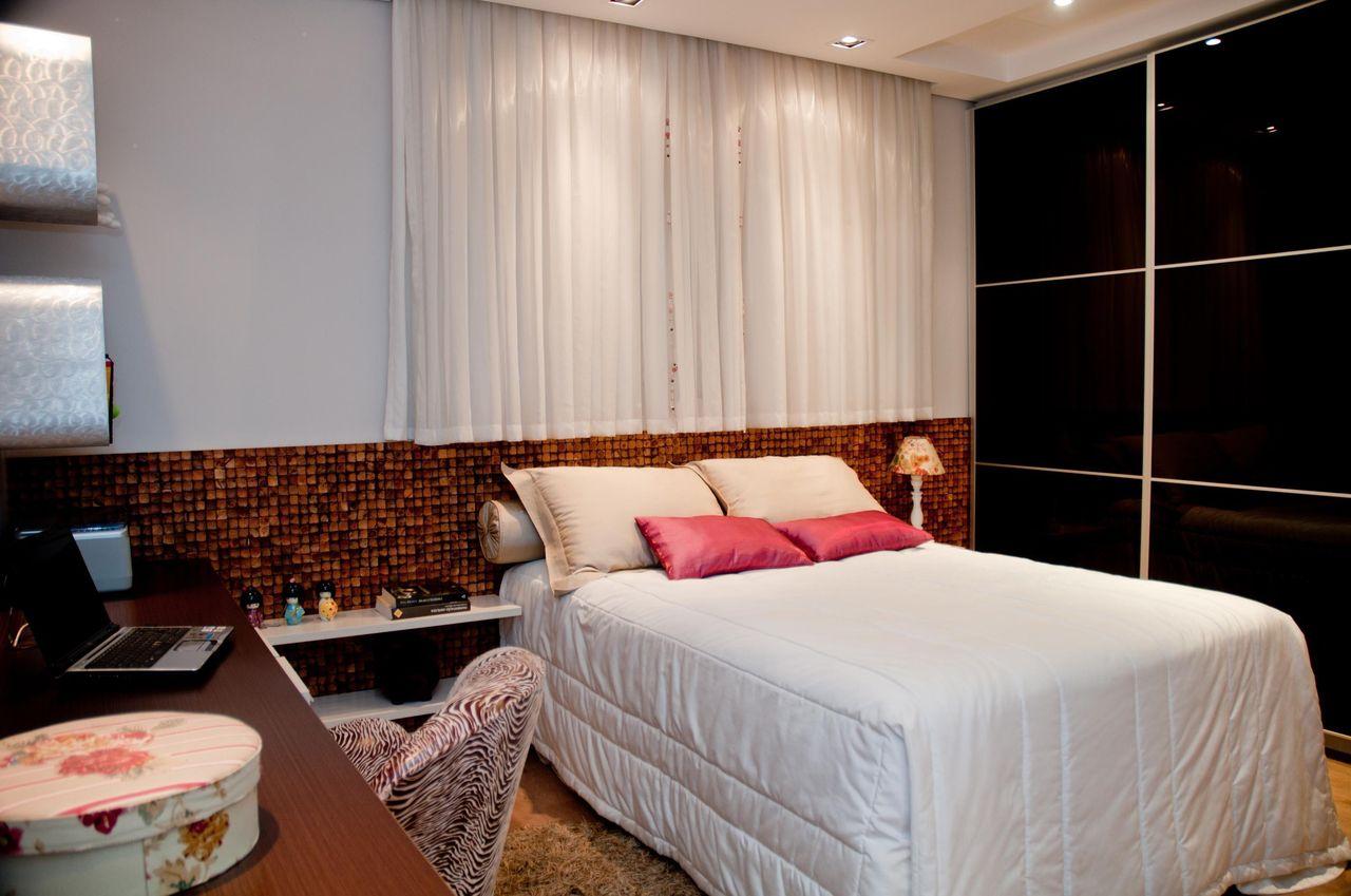 Pro Int Apartamento Martins De Archdesign Studio 10522 No Viva  ~ Decoração Quarto Casal Apartamento