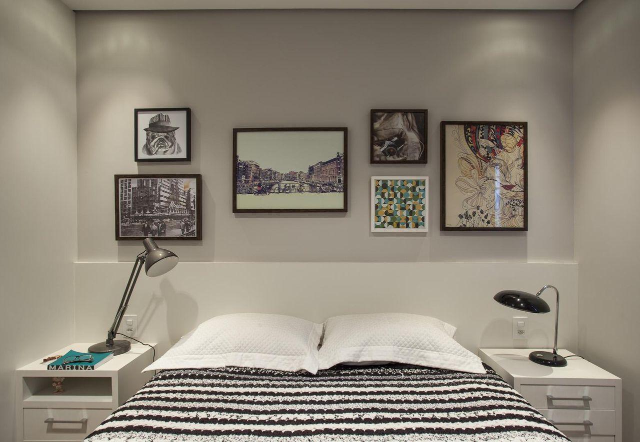 Quadros decorativos para quarto casal for Quadros dormitorio