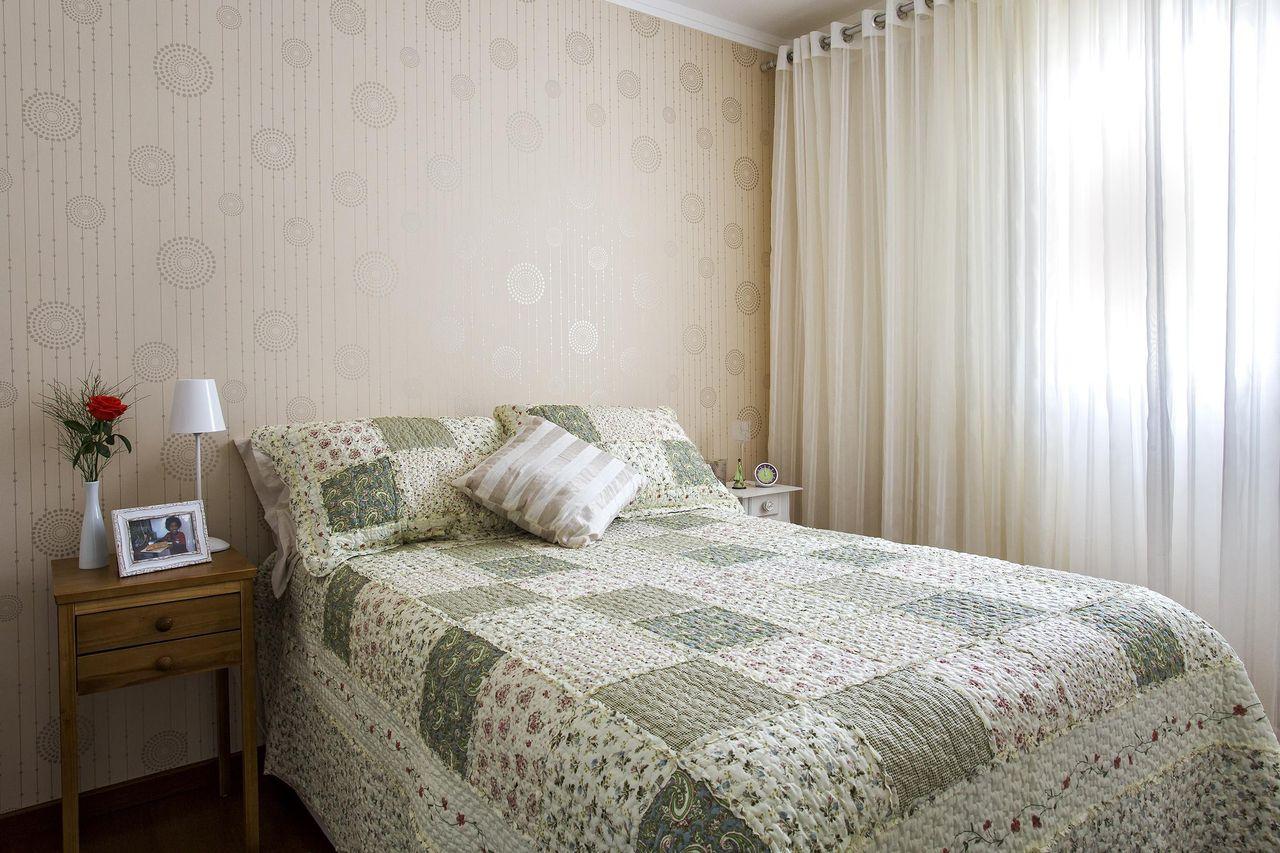 Quarto Casal Simples E Elegante De Luciane Mota 14999 No Viva
