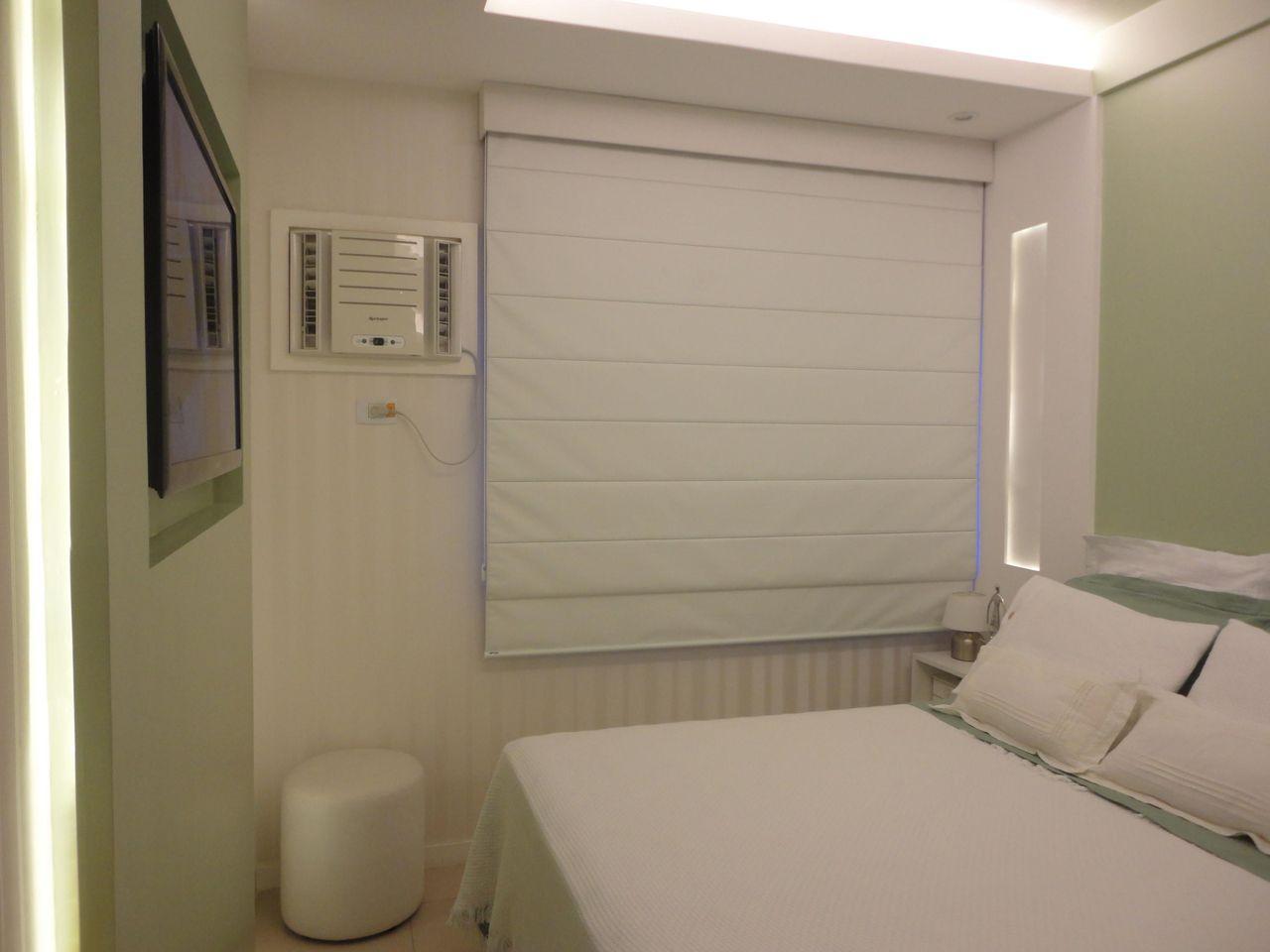 Projeto Quarto Casal Apartamento Pequeno Redival Com ~ Dicas Decoração Quarto Casal E Decoração Quarto Pequeno
