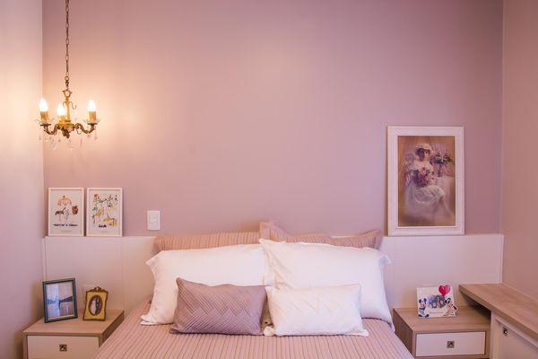 cores de tintas rosa decoração cores de parede
