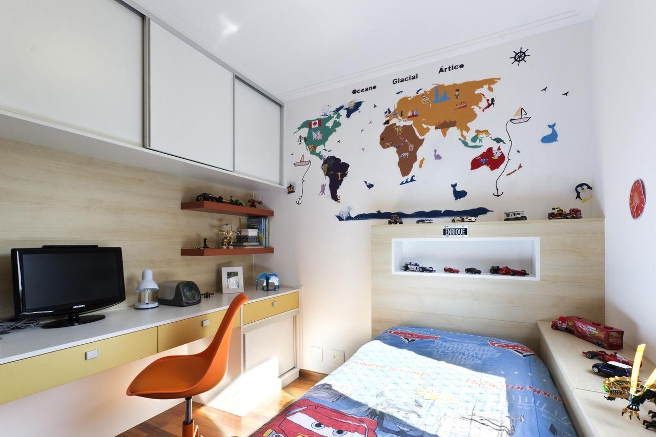 Decora O Para Apartamento Pequeno Veja Dicas Especiais ~ Quarto Casal Decorado Pequeno E Quarto De Menino Pequeno