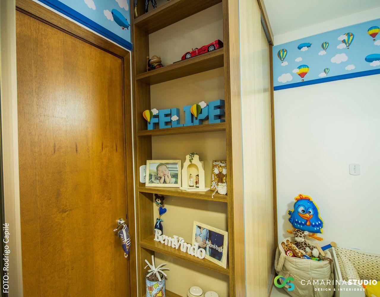 Quarto Infantil Masculino De Rica Marina 158098 No Viva Decora ~ Decoração Quarto Infantil Masculino