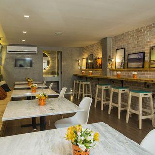 Como decorar um bar com pouco dinheiro veja nesta matria for Decorar restaurante pequeno