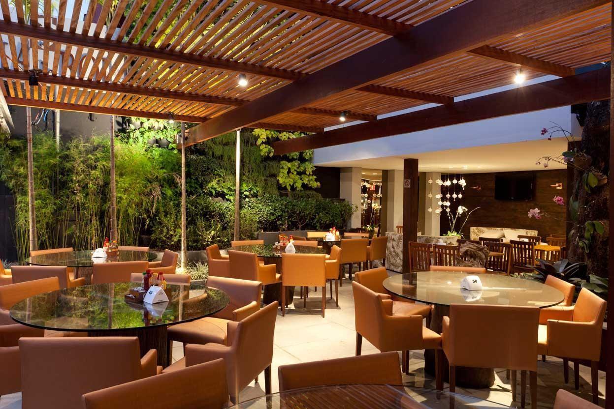 Top Restaurante com estilo rústico de Luis Fabio Rezende de Araujo  CF63