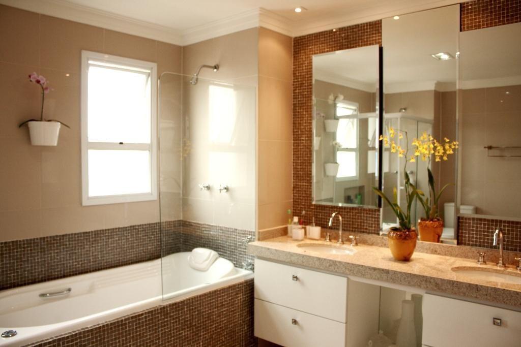 8c6d579aa7 Banheiro do casal com duas cubas de Archduo Arquitetura - 34871 no ...