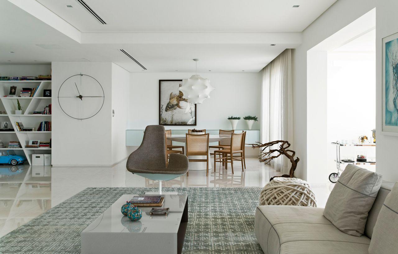 Decorao Para Sala De Estar Simples Importante Manter A Rea De  -> Sala Simples Clean