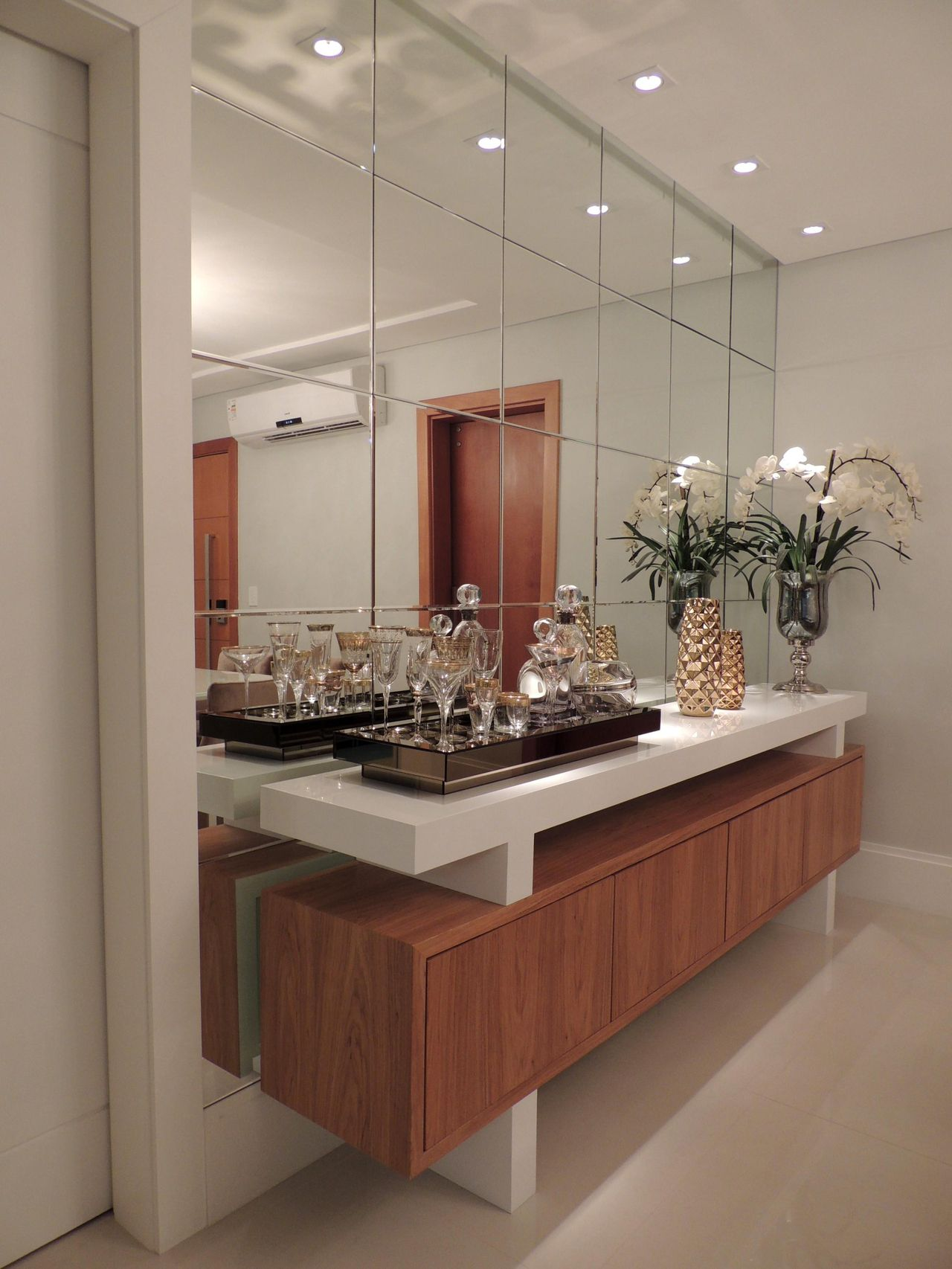 Aparador Sala Cool Decorao De Ambientes With Aparador Sala Fabulous Mil Ambientes With  # Decoração Para Aparador De Sala De Estar