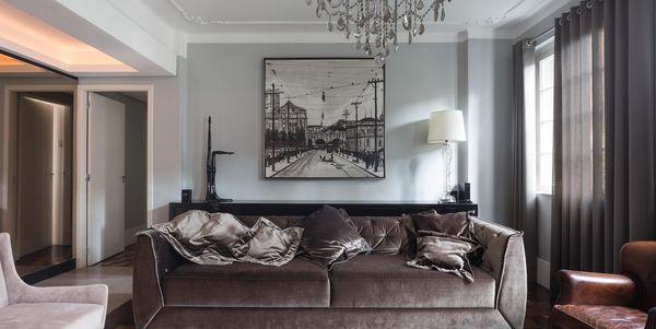 cores para casas cores de tintas cinza decoração