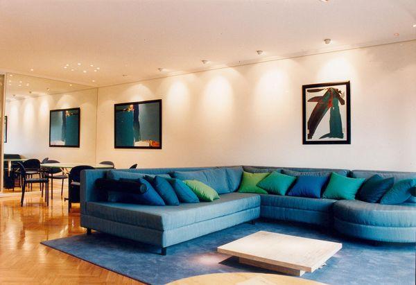 decoração monocromática cores de casas - cores de tintas