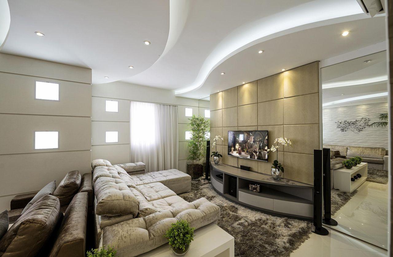 Sala De Estar Iara Kilaris ~ Decoração Sala de Estar Sala de estar