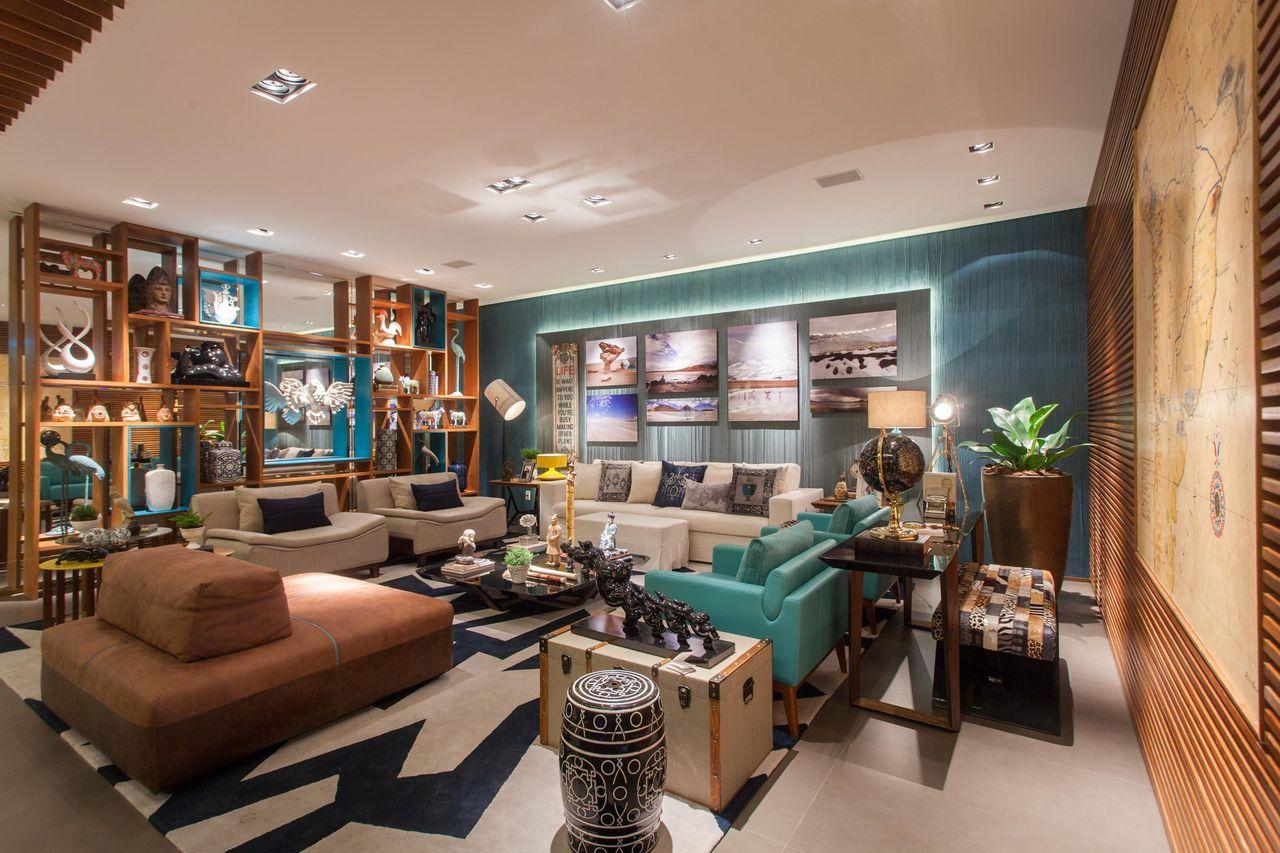 Sala De Estar Living ~ Decoração Sala de Estar Living casacor 2422