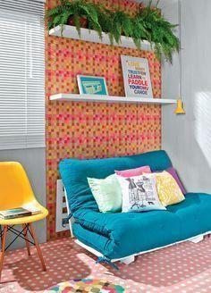 Living Com Sofa Cama De Futon De Revista Viva Decora 81794 No