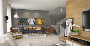 0b69ff7fd Decoração Sala de Estar Living lucianemota 34744