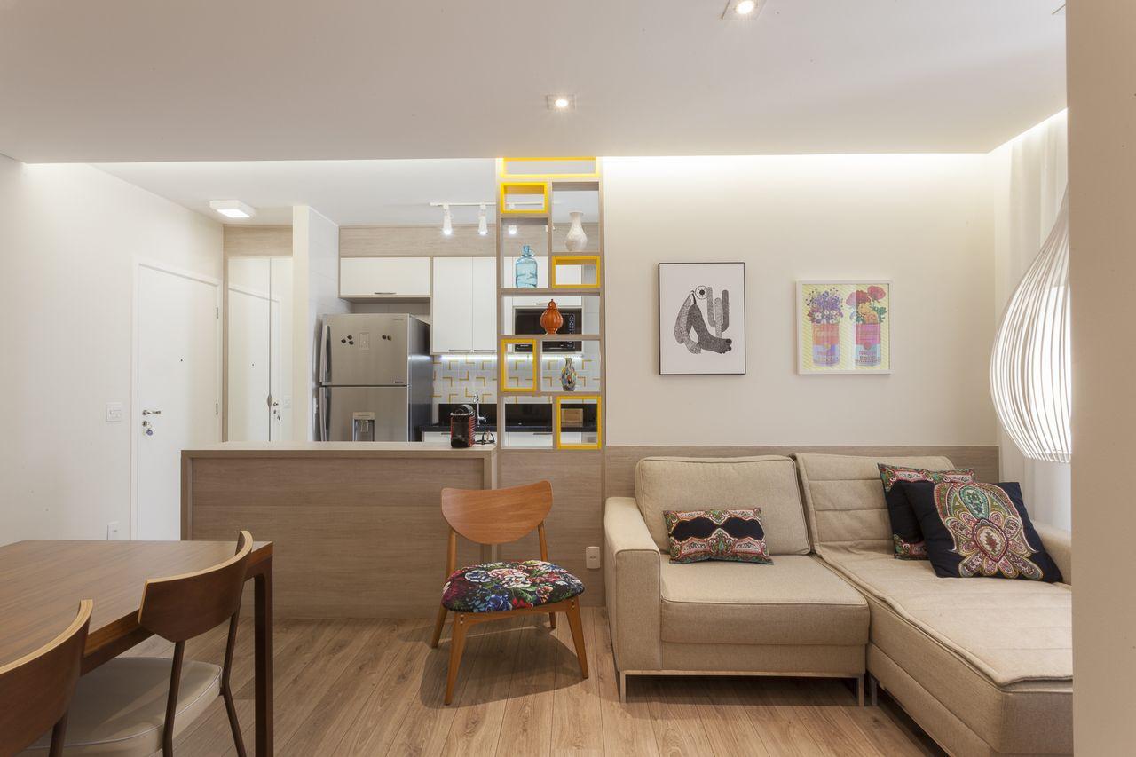 Decorao De Sala Americana Decorao De Sala Americana With Decorao De  -> Abertura Entre Cozinha E Sala