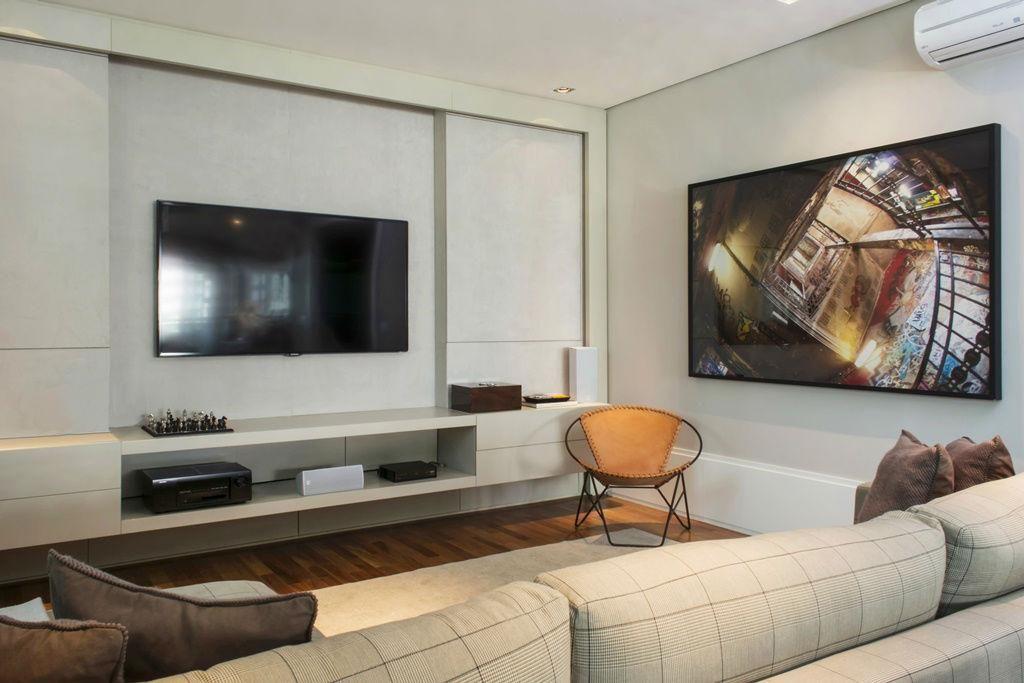 Outros Ambientes de Triplex Arquitetura  16846 no Viva Decora ~ Sala De Estar Ninos