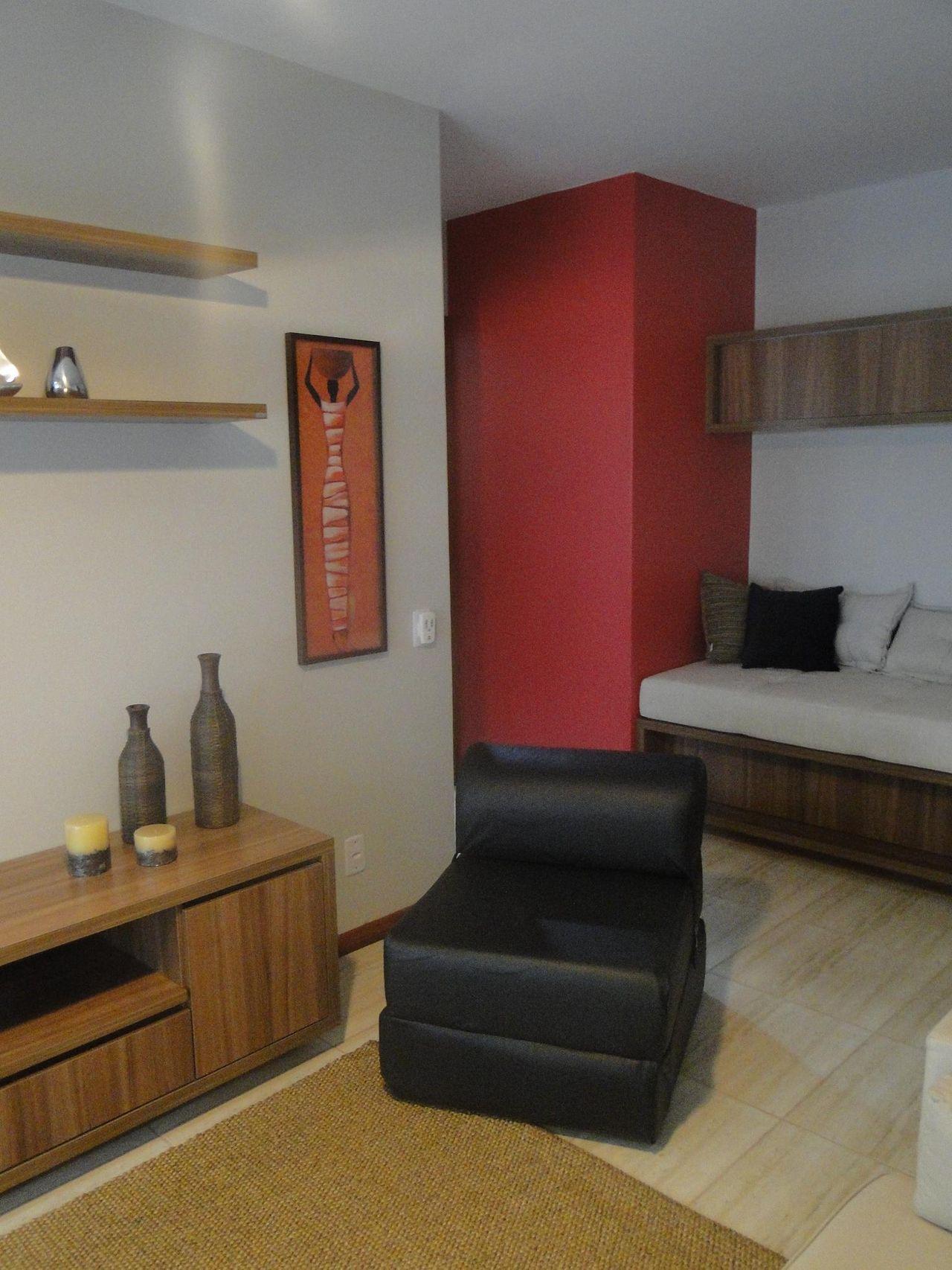 Sala De Estar Pequena Com Poltrona De Ma Arquitetura 36409 No Viva