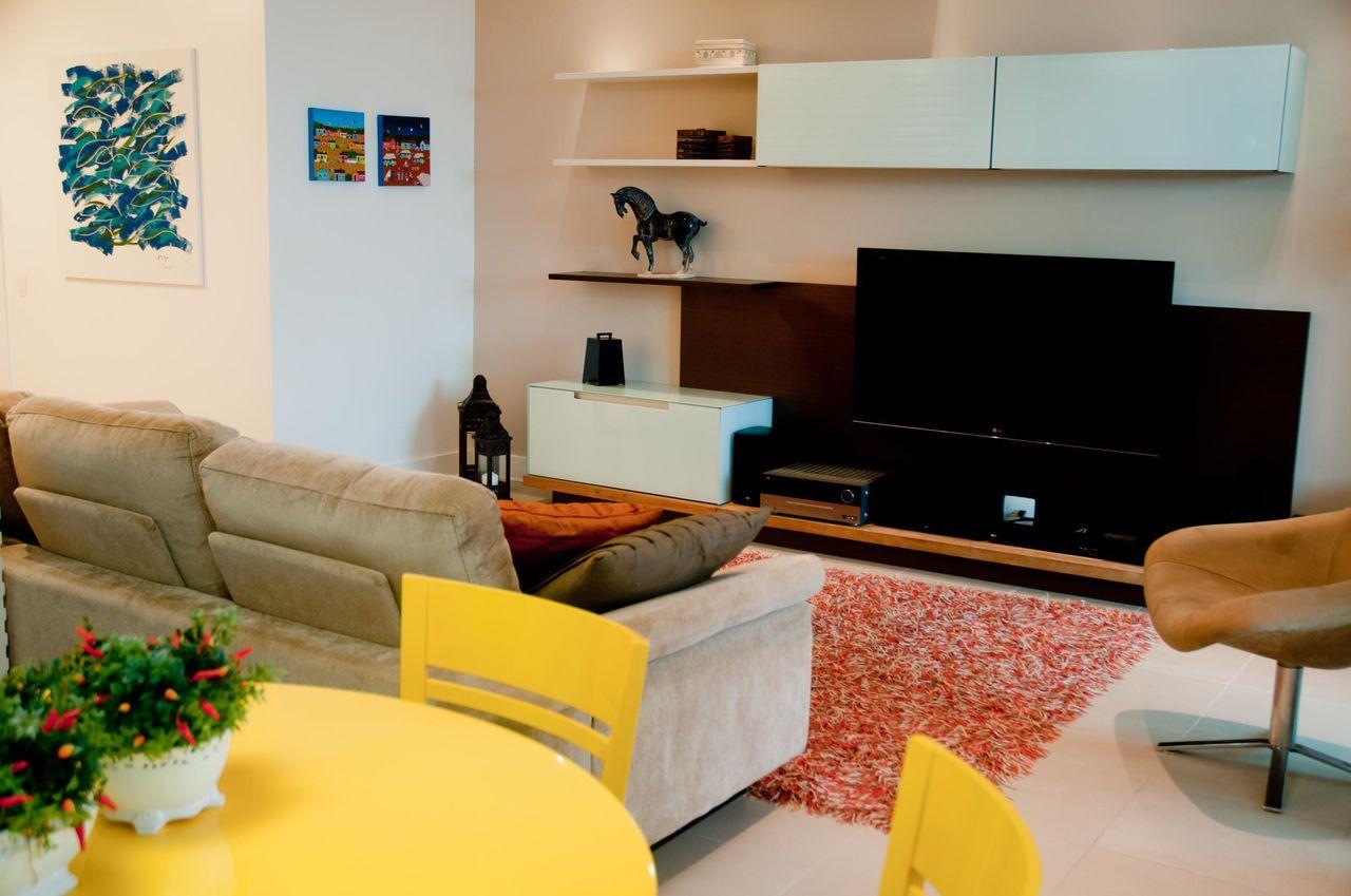 Pro Int Apartamento Lagoinha De Archdesign Studio 10656 No Viva  -> Sala De Estar Apartamento Decoracao