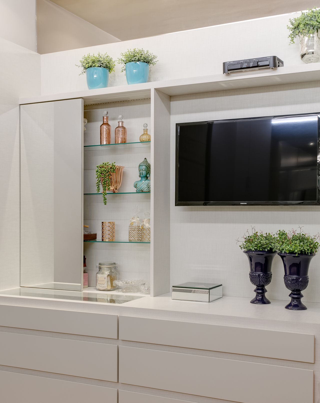 Prateleiras De Vidro Para Cozinha Americana Oppenau Info
