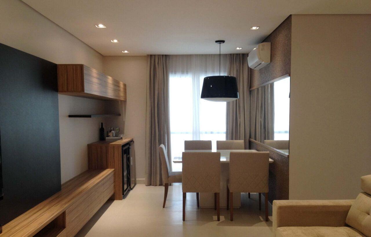 Sala De Jantar Pequena E Aconchegante De Arquiteto Em Casa 169936  -> Sala De Jantar E Sala De Estar Pequena