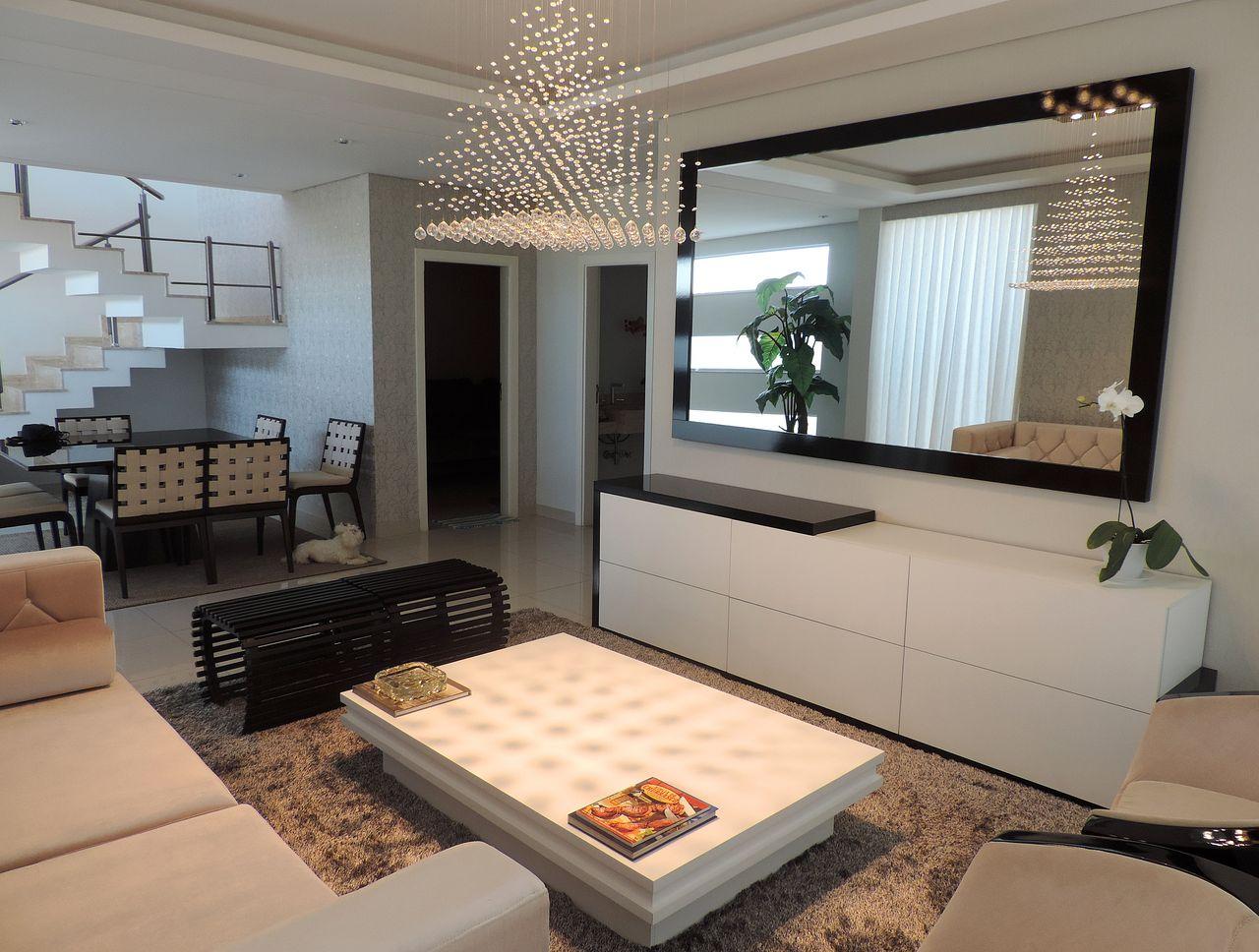 Sala moderna for Interiores de salas modernas