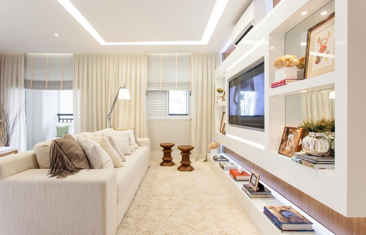 Sala De Estar De Sesso Dalanezi Arquitetura Design 5247 No Viva  -> Imagens Sala De Estar Decorada