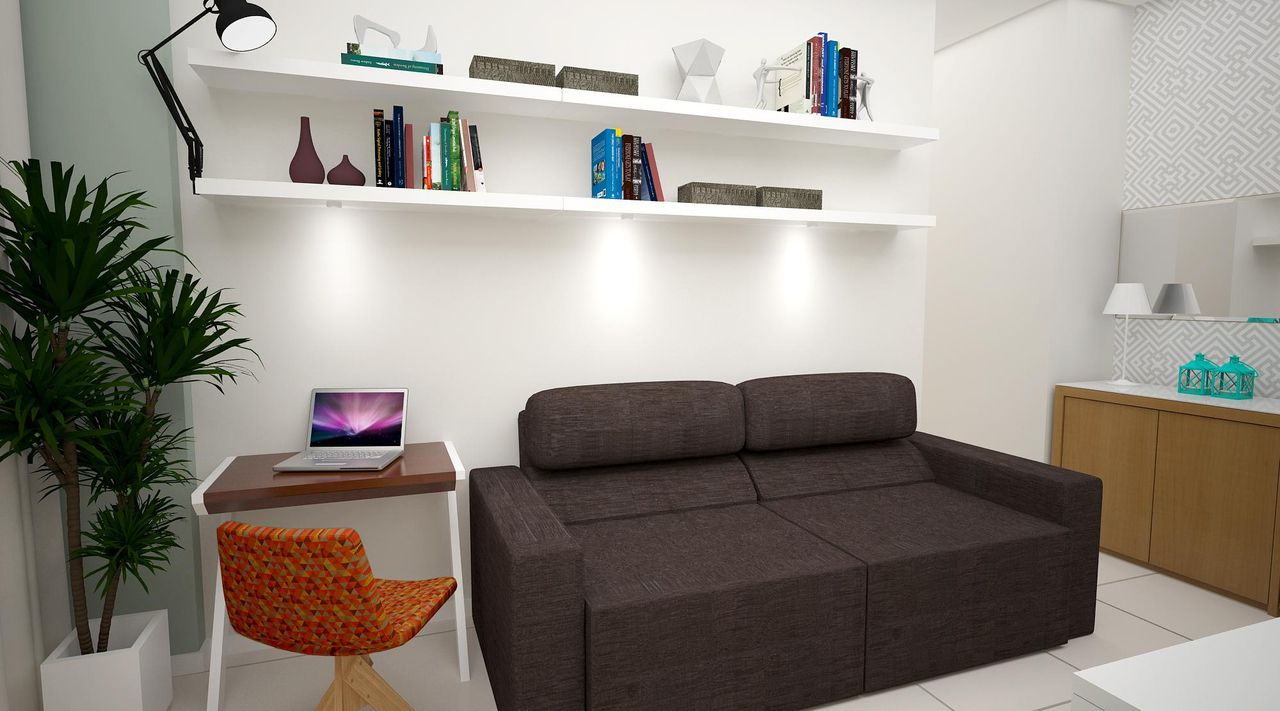 Sofa Cinza Sof Cinza With Sofa Cinza Decorao De Sala De Estar  -> Sala De Tv Com Sofa Cinza